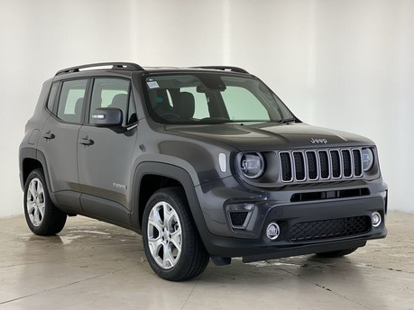 Jeep Renegade 1.3 Turbo 4xe PHEV 190 Limited 5dr Auto Hatchback