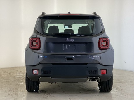 Jeep Renegade 1.3 Turbo 4xe PHEV 190 Limited 5dr Auto Hatchback 2