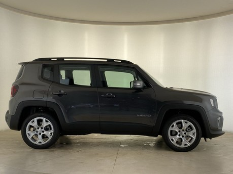 Jeep Renegade 1.3 Turbo 4xe PHEV 190 Limited 5dr Auto Hatchback 4