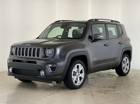 Jeep Renegade 1.3 Turbo 4xe PHEV 190 Limited 5dr Auto Hatchback 7