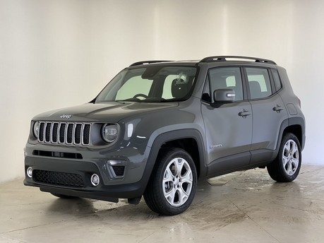 Jeep Renegade 1.3 Turbo 4xe PHEV 190 Limited 5dr Auto Hatchback 6