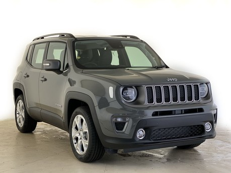 Jeep Renegade 1.3 Turbo 4xe PHEV 190 Limited 5dr Auto Hatchback 1