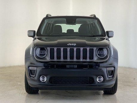 Jeep Renegade 1.3 Turbo 4xe PHEV 190 Limited 5dr Auto Hatchback 5