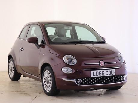 Fiat 500 1.2 Lounge 3dr Hatchback