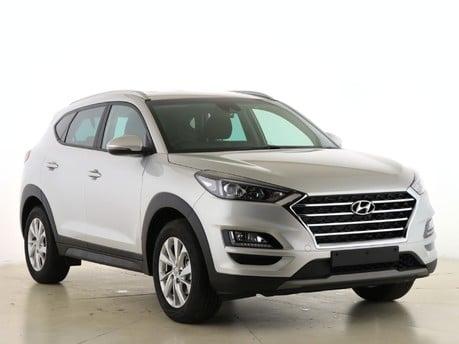 Hyundai Tucson 1.6 TGDi 177 SE Nav 5dr 2WD Estate 1