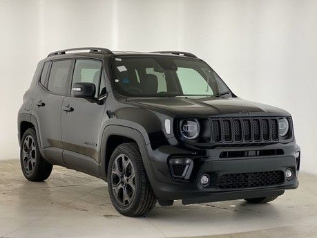 Jeep Renegade 1.0 T3 GSE 80th Anniversary 5dr Hatchback