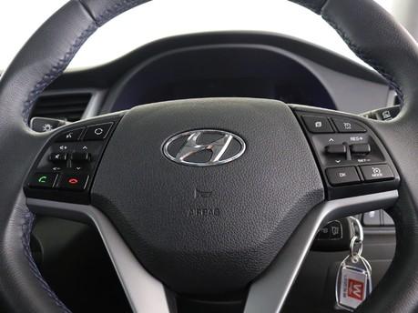 Hyundai Tucson 1.6 GDi Blue Drive SE 5dr 2WD Estate 14