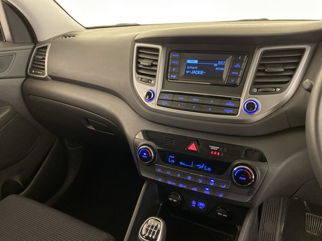 Hyundai Tucson 1.6 GDi Blue Drive SE 5dr 2WD Estate 13