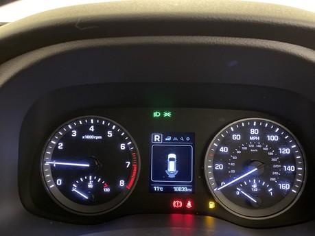 Hyundai Tucson 1.6 GDi Blue Drive SE 5dr 2WD Estate 17