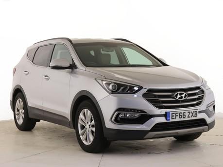 Hyundai Santa Fe 2.2 CRDi Blue Drive Premium 5dr Auto [7 Seats] Estate