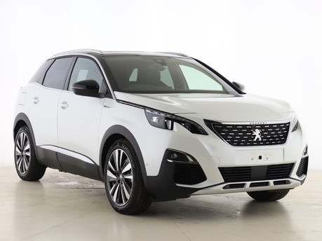 Peugeot 3008 1.6 Hybrid 225 GT Line 5dr e-EAT8 Estate