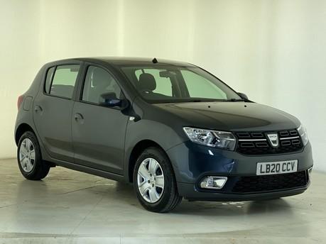 Dacia Sandero 1.0 TCe Bi-Fuel Comfort 5dr Hatchback