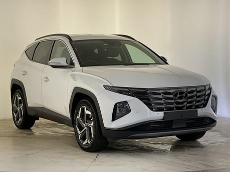 Hyundai Tucson Tucson 1.6 TGDi Hybrid 230 Premium 5dr 2WD Auto Estate
