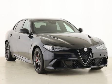 Alfa Romeo Giulia Giulia 2.9 V6 BiTurbo Quadrifoglio 4dr Auto [ACC] Saloon 1