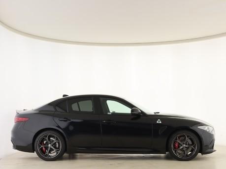 Alfa Romeo Giulia Giulia 2.9 V6 BiTurbo Quadrifoglio 4dr Auto [ACC] Saloon 4