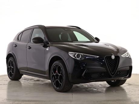 Alfa Romeo Stelvio Stelvio 2.9 V6 BiTurbo 510 Quadrifoglio 5dr Auto [ACC] Estate 1