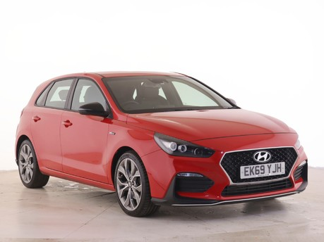 Hyundai I30 1.4T GDI N Line+ [Nav] 5dr Hatchback