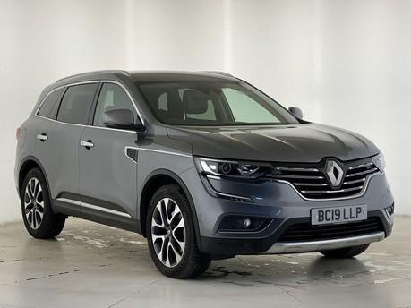 Renault Koleos 2.0 dCi Iconic 5dr 2WD X-Tronic Estate
