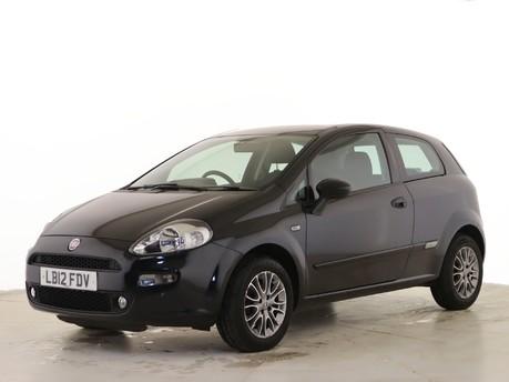 Fiat Punto 1.2 Pop 3dr [Start Stop] Hatchback 6