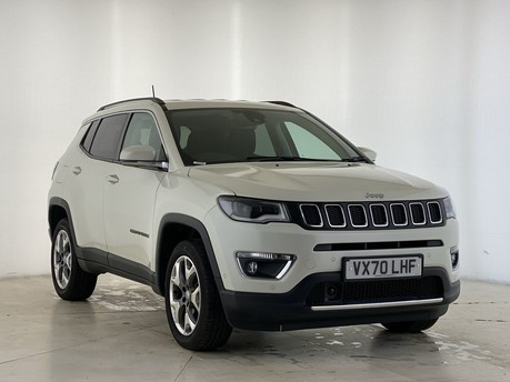 Jeep Compass 1.4 Multiair 170 Limited 5dr Auto Station Wagon