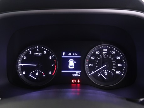 Hyundai Tucson 1.6 TGDi 177 SE Nav 5dr 2WD DCT Estate 16