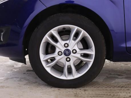 Ford Fiesta 1.25 82 Zetec 5dr 7