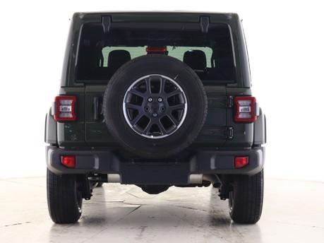 Jeep Wrangler Wrangler 2.0 272hp 80th Anniversary MY21 4dr Auto8 Hardtop 3