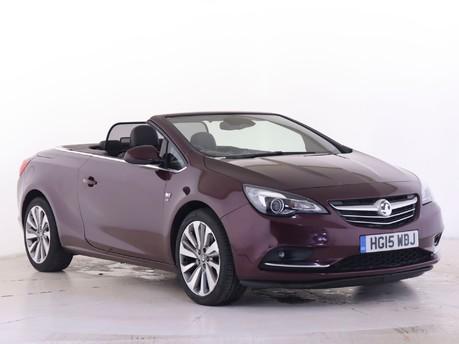 Vauxhall Cascada 2.0 CDTi Elite 2dr Convertible