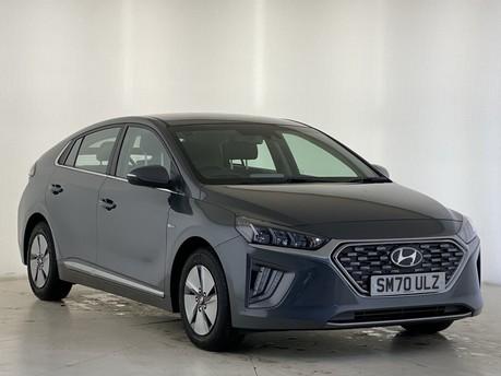 Hyundai Ioniq 1.6 GDi Hybrid Premium 5dr DCT Hatchback