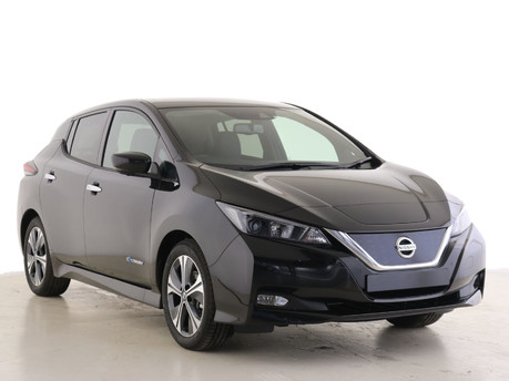 Nissan Leaf Leaf 110kW N-Connecta 40kWh 5dr Auto Hatchback
