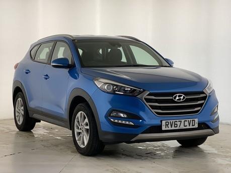 Hyundai Tucson 1.6 GDi Blue Drive SE 5dr 2WD Estate