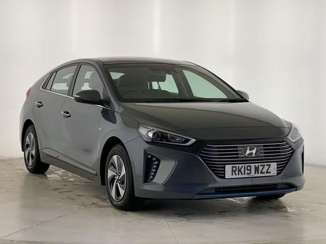Hyundai Ioniq 1.6 GDi Hybrid Premium SE 5dr DCT Hatchback