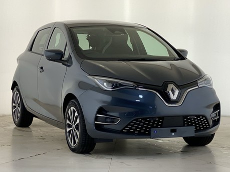 Renault Zoe Zoe 100kW GT Line R135 MY21.5 50kWh Rapid Charge 5dr Auto Hatchback