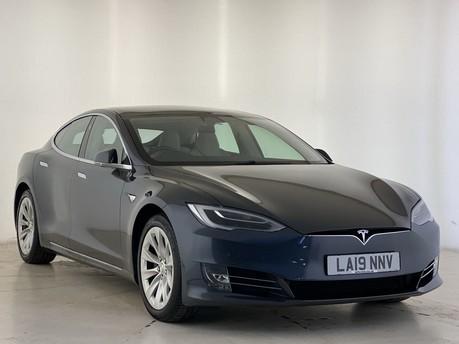 Tesla Model S 449kW 100kWh Dual Motor 5dr Auto