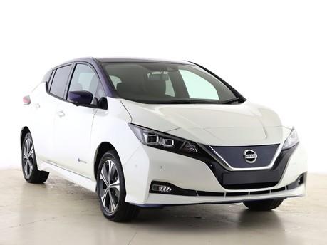 Nissan LEAF  160kW e+ 3.Zero 62kWh 5dr Auto Hatchback