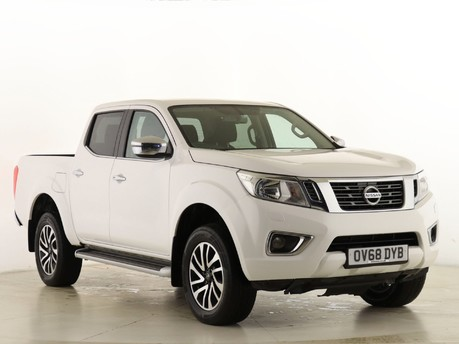 Nissan Navara  Double Cab Pick Up N-Connecta 2.3dCi 190 4WD Auto