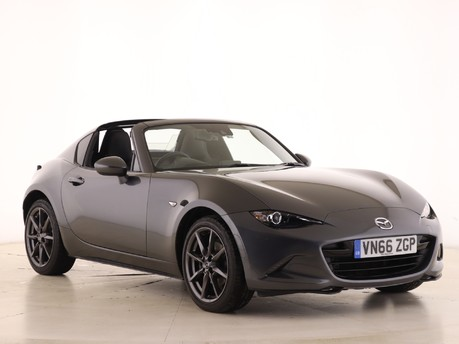 Mazda MX-5 2.0 Sport Nav 2dr Auto