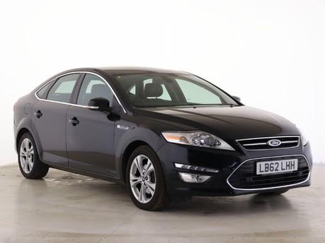 Ford Mondeo 1.6 TDCi Eco Titanium X 5dr [Start Stop]