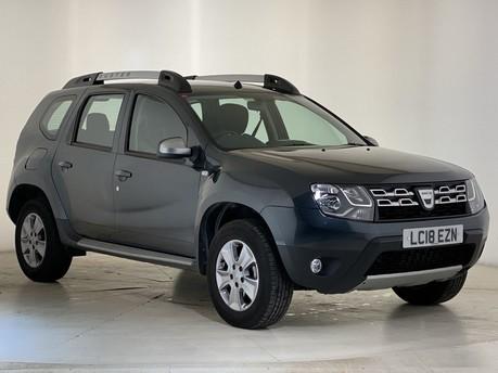 Dacia Duster 1.2 TCe 125 Nav+ 5dr Estate