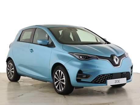 Renault Zoe Zoe 100kW GT Line R135 50kWh Rapid Charge 5dr Auto Hatchback