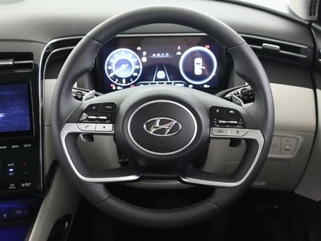 Hyundai Tucson Tucson 1.6 TGDi Hybrid 230 Ultimate 5dr 2WD Auto Estate 12