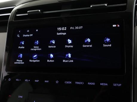 Hyundai Tucson Tucson 1.6 TGDi Hybrid 230 Ultimate 5dr 2WD Auto Estate 19
