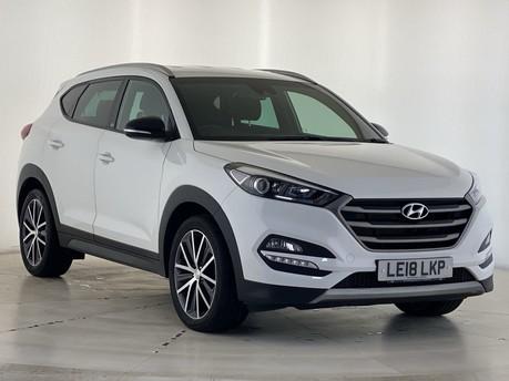 Hyundai Tucson 1.6 TGDi Go SE 5dr 2WD