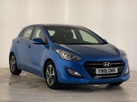 Hyundai I30 1.4 Blue Drive SE Nav 5dr Hatchback