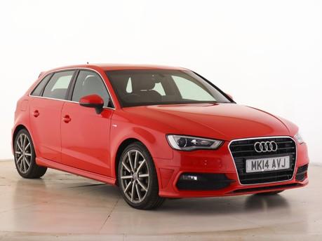 Audi A3 2.0 TDI S Line 5dr S Tronic
