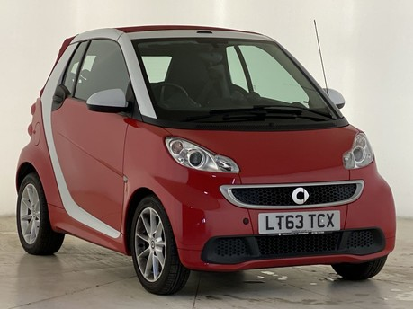 Smart Fortwo Cabrio Passion mhd 2dr Softouch Auto [2010] 1
