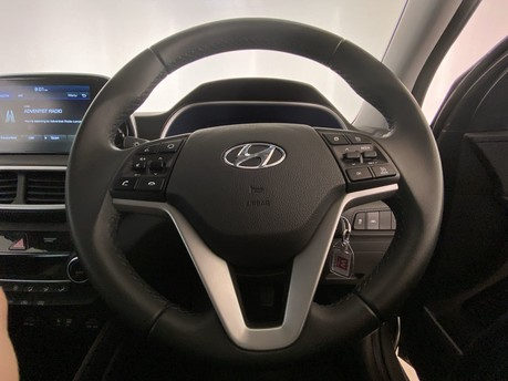 Hyundai Tucson 1.6 GDi SE Nav 5dr 2WD Estate 16