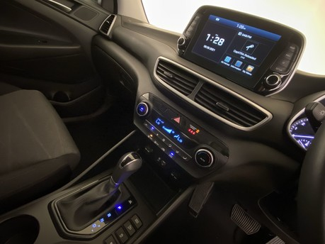 Hyundai Tucson 1.6 TGDi 177 SE Nav 5dr 2WD DCT Estate 12