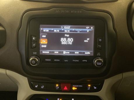Jeep Renegade 1.6 Multijet Limited 5dr Hatchback 13