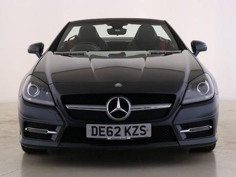 Mercedes-Benz SLK SLK 250 CDI BlueEFFICIENCY AMG Sport 2dr Tip Auto